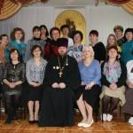 Коллектив Православного детского сада Вера, Надежда, Любовь