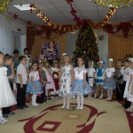 Звучат песни о Рождестве Христовом
