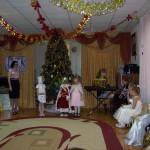 Рождественский концерт в детском саду