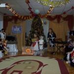 Рождественский концерт в Православном саду