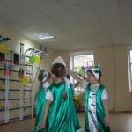 Танец Моя Россия