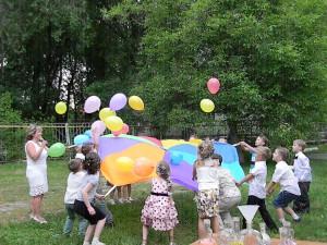 Выпускной праздник в православном детском саду