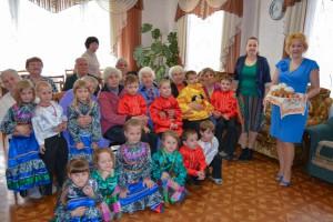 Дети в центре соц.защиты